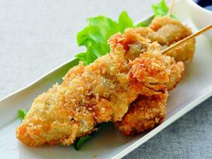 串カツ 鶏